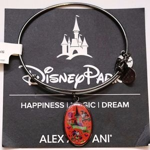 Alex And Ani 2018 Mickey Not So Scary Bangle
